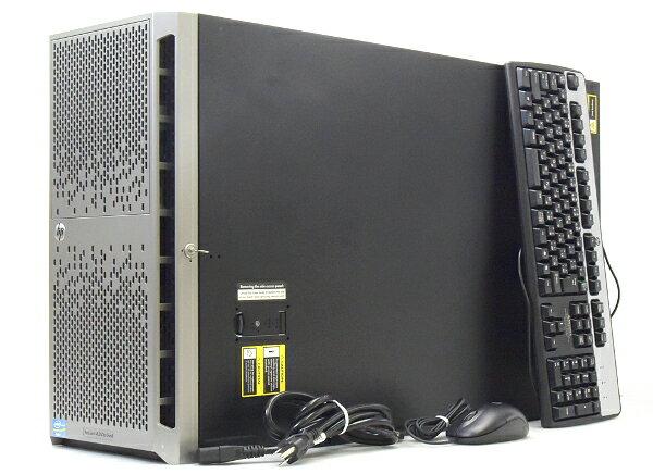 hp ProLiant ML350p Gen8 Xeon E5-2630 2.3GHz*2 16GB 300GBx2台 (SAS2.5インチ/6Gbps/RAID1構成) DVD-ROM SmartArray-P420i 【中古】【20170518】
