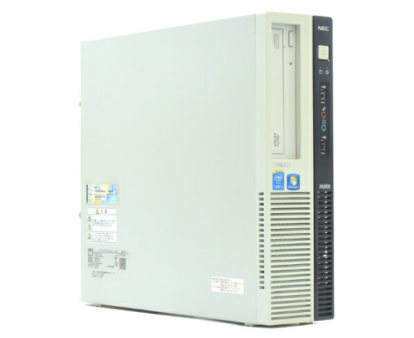 NEC MJ35L/L-J Core i3-4150 3.5GHz 4GB 500GB DisplayPort/アナログRGB DVD-ROM Windows7Pro64bit  【中古】【20170720】