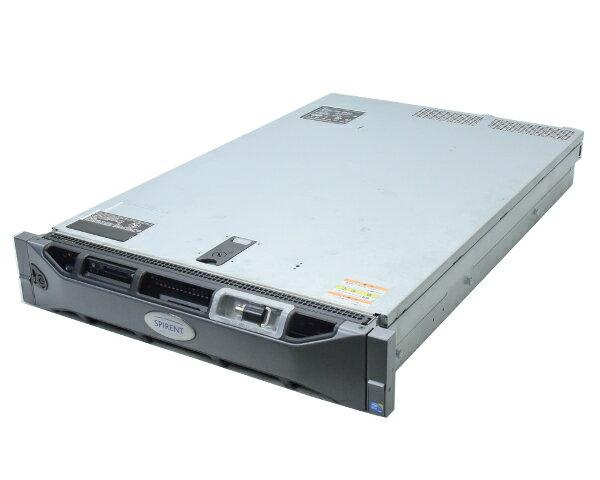 東陽テクニカ SPIRENT Landslide/7100 (DELL PowerEdge R710 OEM) Xeon X5690 3.46GHz*2 24GB 500GBx1 DVD-ROM SAS6/iR 【中古】【20170725】