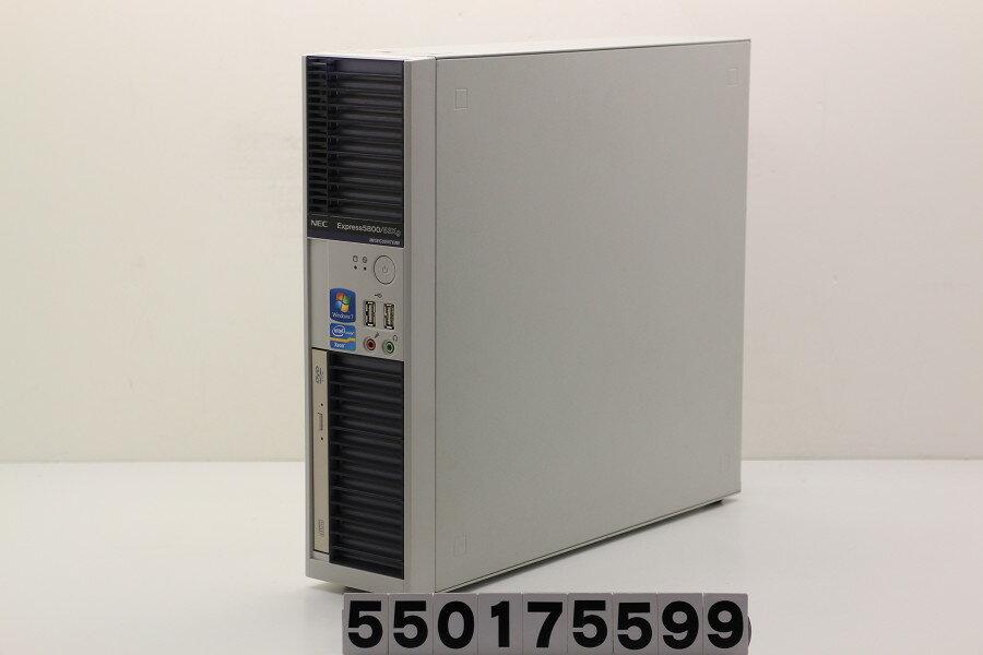 NEC Express5800/53xg Xeon E3-1275 3.4GHz/4GB/500GB/DVD/RS232C/Win7/Quadro 2000【中古】【20171020】