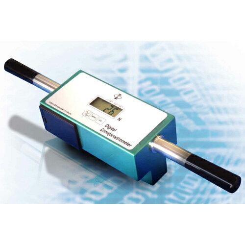 【関西機器製作所】デジタルコーンペネトロメーター KS-221 貫入荷重値の数値が見やすいデジタル表示!IP64相当の防水性能!国家標準に連鎖した検査成績書付!