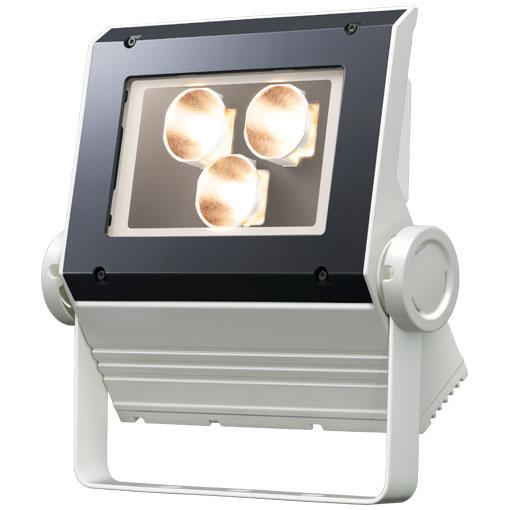 みんなの大好きな 岩崎電気 ECF0998L/SAN8/W (ECF0998LSAN8W) LED投光器 レディオックフラッドネオ 90クラス(旧130W) 狭角 電球色 白