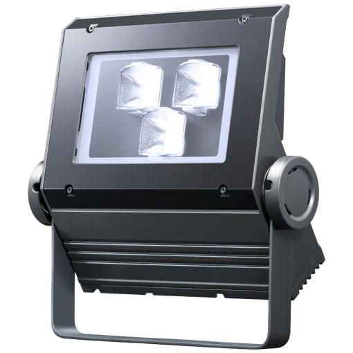 即発 岩崎電気 ECF0996D/SAN8/DG (ECF0996DSAN8DG) LED投光器 レディオックフラッドネオ 90クラス(旧130W) 広角 昼光色 ダークグレイ