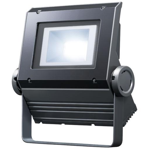 全国無料でお届け 岩崎電気 ECF0995D/SAN8/DG (ECF0995DSAN8DG) LED投光器 レディオックフラッドネオ 90クラス(旧130W) 超広角 昼光色 ダークグレイ