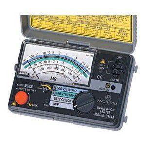 共立電気計器 MODEL3146A絶�抵抗計 50V/125V 『3146A共立�  KYORITSU