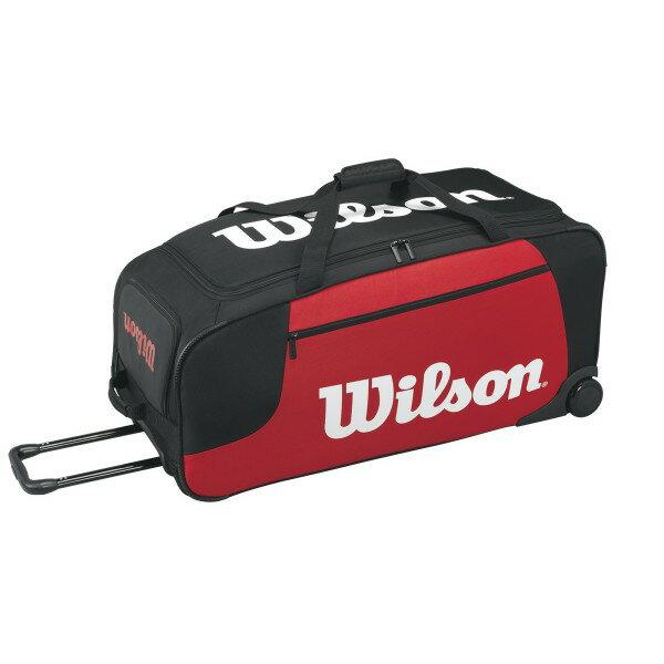NEWモデル ウィルソン ローラー付きトーナメントバッグ Wilson