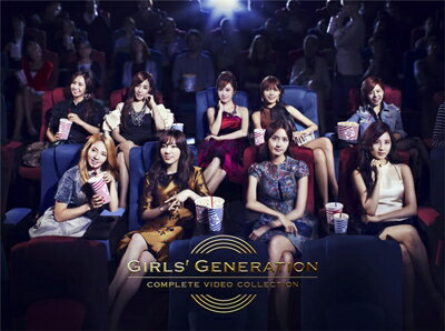 GIRLS GENERATION COMPLETE VIDEO COLLECTION(3DVD完全限定盤)