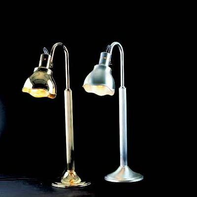 ヒートランプ 1灯式 H 銀メッキクリアライト仕上 【業務用】【送料無料】【プロ用】