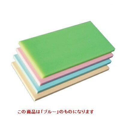 まな板 【天領 一枚物カラーマナ板 K11A 1200×450×20 ブルー】 K11A 幅:450、長さ:1200、厚さ:20 【業務用】【送料別】
