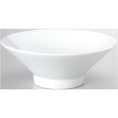 水明 白 高台8寸丼10個入/業務用/新品/小物送料対象商品