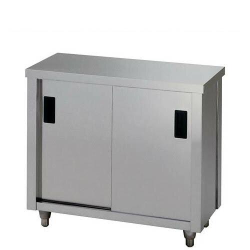調理台 【東製作所】【AC-1500L】【W1500×D900×H800mm】【送料無料】【業務用】【新品】