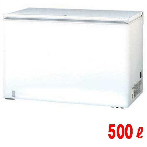 【業務用】冷凍ストッカー 冷凍庫 チェストフリーザー(冷凍・冷蔵切替式) /500L SH-500XBT W1351×D730×H893mm 【送料無料】