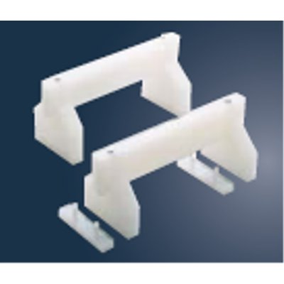 住友 プラスチック 高さ調整式 まな板用足 (2ヶ1組) 35cm×H160 【業務用】【同梱グループA】
