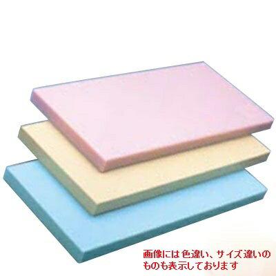 【業務用】【送料別】ヤマケン K型オールカラーまな板(両面シボ付) K11A 1200 450 30mm 16.2kg ブルー