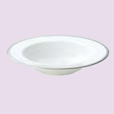 【エチュード】【リムクーププレート 21.5cm プラチナーレ】【6入】【クープ皿】【Etude Platinare】【業務用】【グループS】【プロ用】
