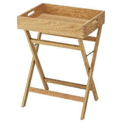 テーブル 【トレーテーブル】 MTK-524NA W45×D35×H60cm 2入【業務用】【送料別】