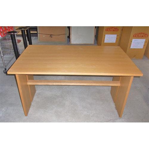 【中古】和風テーブル 幅1250×奥行800×高さ700 【送料別途見積】【業務用】