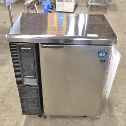 【中古】冷凍コールドテーブル ホシザキ FT-63PTE1 幅630×奥行450×高さ780  【送料別途見積】【業務用】