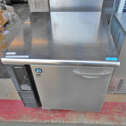 【中古】冷凍コールドテーブル ホシザキ FT-80SDE1 幅800×奥行800×高さ800/業務用/ヤマト家財便Cランク