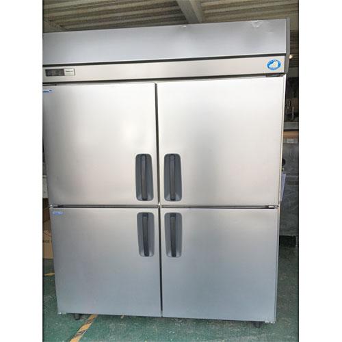 �中�】縦型冷�冷蔵庫 パナソニック SRR-K1561C2 幅1500×奥行650×高�1900  ��料無料】�業務用】