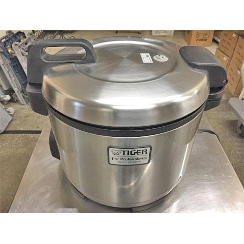 【中古】電子炊飯ジャー 1.5升 タイガー JNO-A270 幅360×奥行426×高さ350  【送料無料】【業務用】