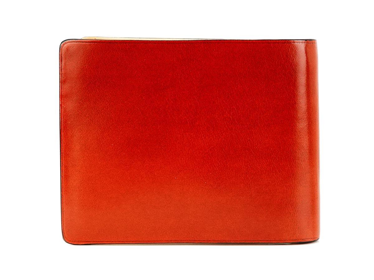 早割値引 [ 送料無料 ] Il Bussetto イルブセット 二つ折り財布 7815119 RED レッド メンズ [ イルブセット | 送料無料 ]