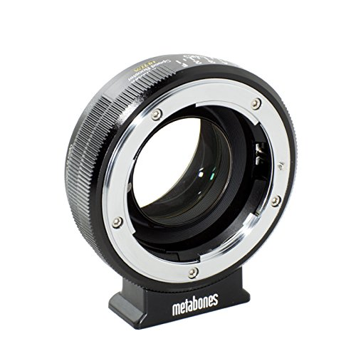 Metabones Nikon F-Mount レンズ to ソニー E-Mount Camera スピード Booster ULTRA (海外取寄せ品)