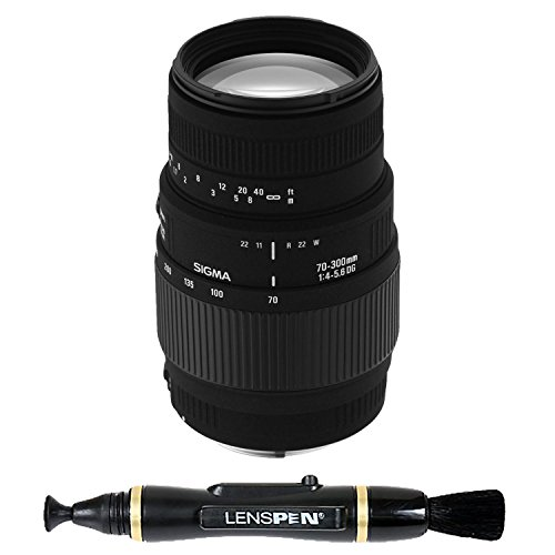 Sigma 70-300mm f/4-5.6 DG Macro Telephoto Zoom レンズ for Nikon SLR Cameras (Discontinued by Manufacturer) (海外取寄せ品)