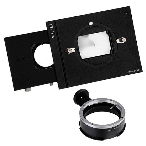 Vizelex RhinoCam for ソニー E-Mount MILC Camera (NEX-5, 7) with Pentax 645 Adapter for Shift ステッチング Stitching 645 & Panoramic イメージ (海外取寄せ品)