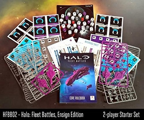 Halo: Fleet Battles, Ensign Edition (海外取寄せ品)