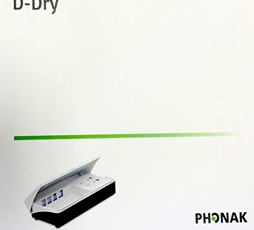 D-Dry Phonak Drying Hearing System 「汎用品」(海外取寄せ品)