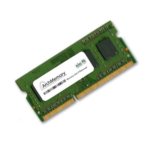 4GB デュアル Rank Non-ECC RAM Memory Upgrade for HP Pavilion エンターテインメント ノート dv6-3110ei by Arch Memory (海外取寄せ品)