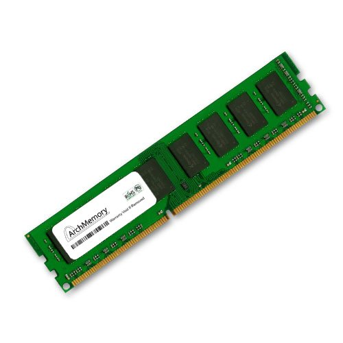 4GB デュアル Rank Non-ECC RAM Memory Upgrade for HP Pavilion HPE h8-1101pt by Arch Memory (海外取寄せ品)