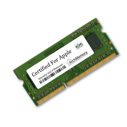 CERTIFIED FOR APPLE 4GB RAM Memory for MacBook プロ ミッド-2009 Models MC226LL/A MC226LL/A DDR3-1066, PC3-8500, 204p SODIMM Upgrade (海外取寄せ品)