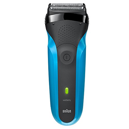 Braun Series 3 310s Wet & Dry Electric Shaver for メンズ / Rechargeable Electric Razor, ブルー 「汎用品」(海外取寄せ品)