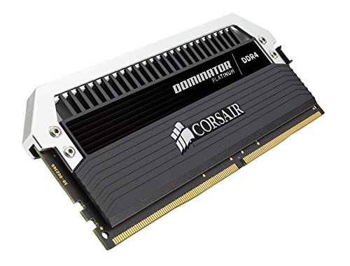 Corsair ドミネーター プラチナ Series C18 for Intel 100 Series 16 DDR4 2400 MT/s DRAM CMD16GX4M2B3600C18 (海外取寄せ品)