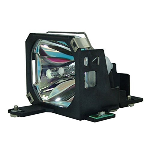 For ELPLP05 リプレイスメント Projector Bulb with ハウジング フィット EPSON Compact 565 Compact 650 Compact 660 EMP-5300 EMP-7200 EMP-7300 PowerLite 5300 PowerLite 7200 PowerLite 7300 by Mogobe (海外取寄せ品)