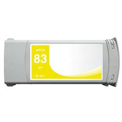 Ink Now! HP C4943 No. 83 Compatible イエロー Inkjet Cartridge [Electronics] (海外取寄せ品)