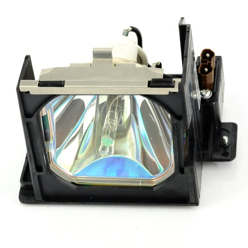 A.Shine LV-LP22 リプレイスメント Projector ランプ Bulb with ハウジング 300Watt 2500Hour(s) for Canon LV-7565 (海外取寄せ品)