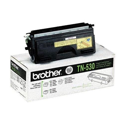 Brother International Corporat Tn530 スタンダード Yield Toner Cartridge For Use W/ Mfc-8420 8820d (海外取寄せ品)