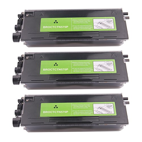 BavvoR Compatible toner Cartridge for Brother TN-560 use in Brother HL-5140(3 Black) (海外取寄せ品)