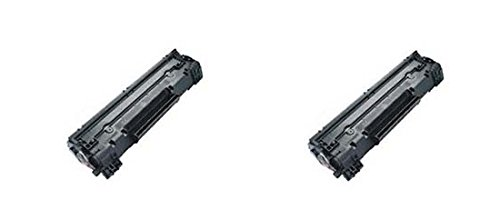 2 compatible リプレイスメント Cannon Satera MF4410 MF4420 ブラック ink toner cartridge to replace Canon 128 for Satera MF-4410, Satera MF-4420 オール-in-one AIO 多機能 mono laser printer by PhotoSharp (海外取寄せ品)