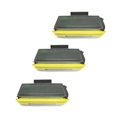 BavvoR Compatible Toner Cartridge for Brother MFC-8380DN - パック of 3 ブラック - 3000 ページ (海外取寄せ品)