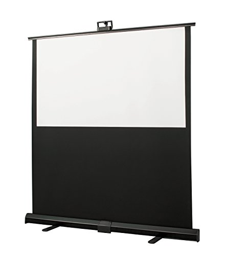 Draper, Inc Draper Piper Portable Projection スクリーン - 36 X 48 - Fiberglass マット ホワイト - 60 Diagonal (海外取寄せ品)