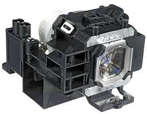 LV-7380 Canon Projector ランプ Replacement. ランプ Assembly with Genuine オリジナル Ushio Bulb Inside. (海外取寄せ品)