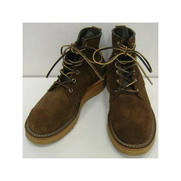 VIBERG Boots(ヴァイバーグ/ヴァイバー/ヴィバーグ)[6BOBCAT #36 SUEDE] 6インチ /ボブキャット/ワークブーツ!