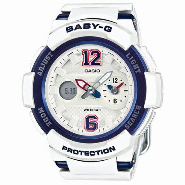 Baby-G ベビージー CASIO カシオ 【国内正規品】 レディース BGA-210-7B2JF 【送料無料】【代引き手数料無料】