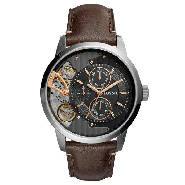 【ポイント10倍】FOSSIL フォッシル TOWNSMAN タウンズマン 【国内正規品】 腕時計 メンズ ME1163 【送料無料】【代引き手数料無料】