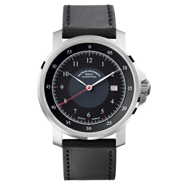 【ポイント10倍】ミューレ グラスヒュッテ muehle glashuette M29 CLASSIC 腕時計 メンズ M1-25-53-LB 【送料無料】【代引き手数料無料】