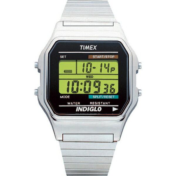 TIMEX タイメックス Classic digital クラシックデジタル 【国内正規品】 腕時計 T78587 【送料無料】【代引き手数料無料】